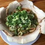 38303597 - チャーシュー麺 900円(税別)
