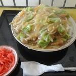 なかみち食堂 - 中華飯