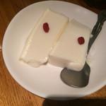 とんつう - 杏仁豆腐