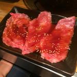 とんつう - シメの肉