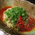 38306522 - 「担担麺(濃厚胡麻)」(600円)です