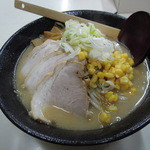 パンケ - 味噌+追加チャーシュー+バター
