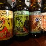 メキシカン サボ - かっこいいラベルのビールが勢ぞろい