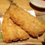 魚真 - イワシフライ