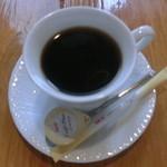 cafe restaurant clover - 食後のコーヒー