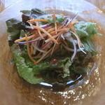 cafe restaurant clover - サラダ