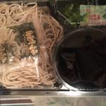 まちかどマルシェ Norakuro - 持ち帰りの  ざる蕎麦