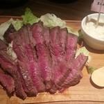 38311430 - Dry Aginng Beef 熟成肉(内もも)