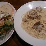 カプリチョーザ - あさりのスープスパゲッティランチ
