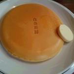 38314747 - パンケーキ ふわふわで美味しいです♪