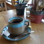 good life coffee - 2015.05 コーヒー(単品価格400円)香りが弱くて、マイルドといえばマイルドですが、、、