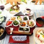 キッチン 赤いフォーク - さくらコース 2000円の一例(内容は日替わりです)