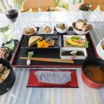 キッチン 赤いフォーク - うめコース 1500円の一例(内容は日替わりです)