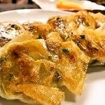 麺家 えびす - 焼き餃子