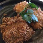 嬌菴 - ★★★ 鶏の梅肉揚げ