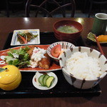 カフェギャラリー柚 - 柚ランチ(1080円)