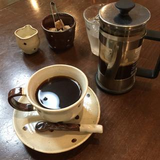丸山珈琲 - ケニアガチャタ深煎りコーヒー