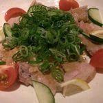 葱八 - 蒸し鴨サラダ