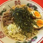 太平楽 - 2015/5/25油そば中650円アリアリ味玉