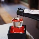 路地裏魚金 - 山法師(山形・純米酒)