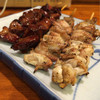 鳥昇西浦和 - 料理写真:鳥いぶくろ&鳥レバー