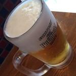 BISTRO 川崎CITTAスタンド - 生ビール(390円+税→ハッピーアワーで330円+税)2015年5月