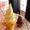 カフェ サン=テグジュペリ - 料理写真:ソフトクリーム