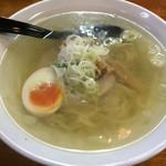 らーめん 義 - 塩らーめん 650円税別