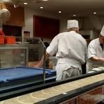 寿司の魚常 - 〆て、1158円だった♪