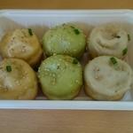 王府井レストラン - mix生煎包 6個。