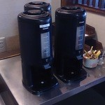 まるさ水産 - コーヒーなど、ドリンクバー