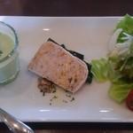 Okayama Table TERRA - スープと前菜とサラダ