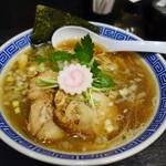麺や ポツリ - 麺や ポツリ(煮干中華そば 750円)