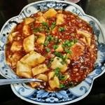 毛家麺店 - '15.05麻婆豆腐