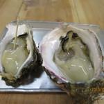 伊藤鮮魚店 - 生牡蠣