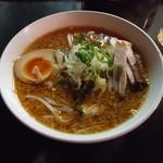 ドロップハンマー - つけ麺_汁