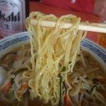 白山 - 細麺です
