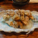 酒処 五郎 - 水郷鶏のぼんじり焼き