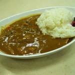 東横INN  - 夕食:食べ放題のカレー