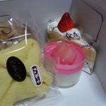 ケーキ工房 悦造 - 料理写真: