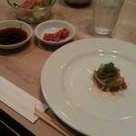 38350397 - サラダと前菜
