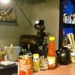 ハノイ デラックス - 2015.5 コーヒー焙煎のロースターもあります