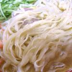 38351063 - 【H27.4月】超ウルトラハイパーピロピロな平打ち麺。