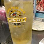 四季ボウ坊 - ハイボール(¥450)