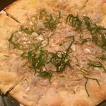 ビリー・バルゥーズ・ビア・バー - シラスのピザ