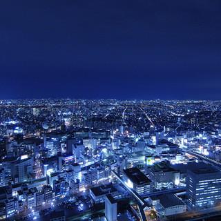地上150Mの美しい眺望と美食が彩る幸福のひととき