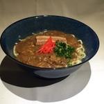 中村商店 - そばカレー  750円