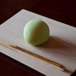 Sekiyou - 鶯饅頭