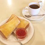 喫茶 プランタン - モーニングA
