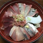 38358023 - 海鮮丼  1,600円